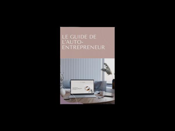 Guide de l'auto-entrepreneur